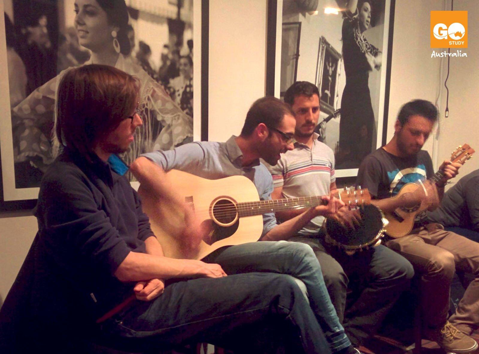 Musica española en Melbourne