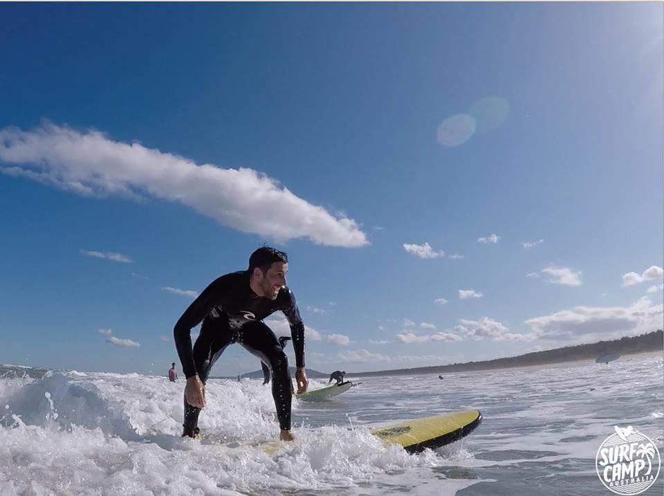surf en Bondi