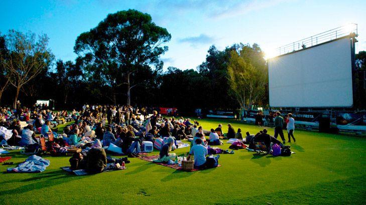 cine aire libre perth