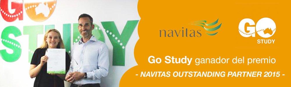Go Study ganador del Navitas award