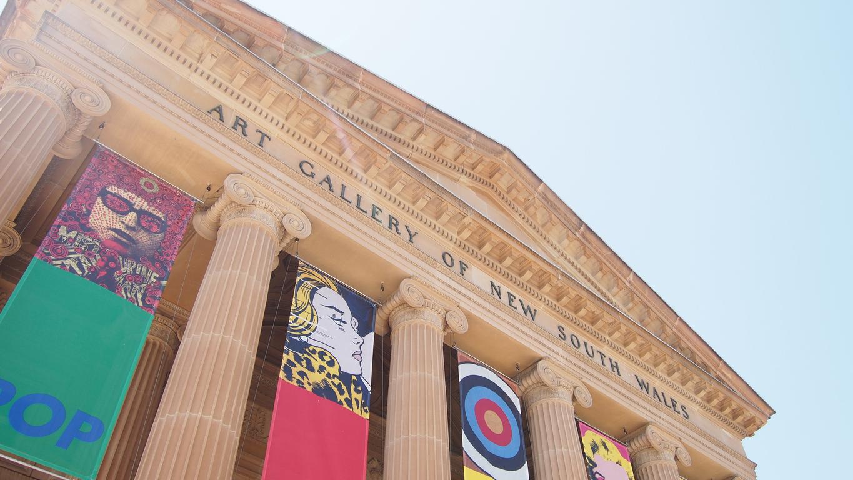 galerias y museos en Australia